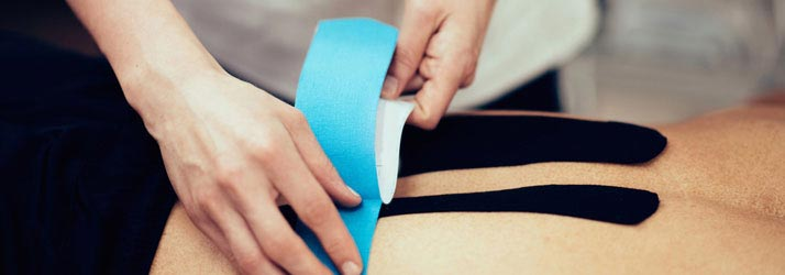 Chiropractic Tempe AZ Functional Taping